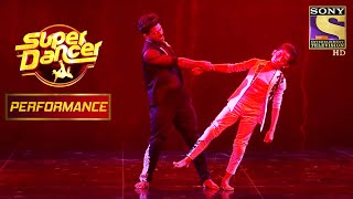 Akash और Vivek ने दर्शाया Positivity का महत्त्व | Super Dancer Chapter 2 - SETINDIA