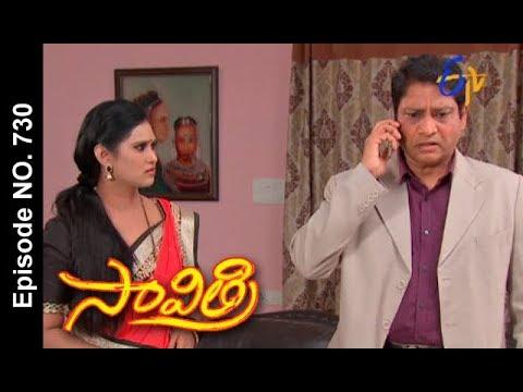 Savithri   3rd August 2017  Full Episode No 730  ETV Telugu   cinevedika.com