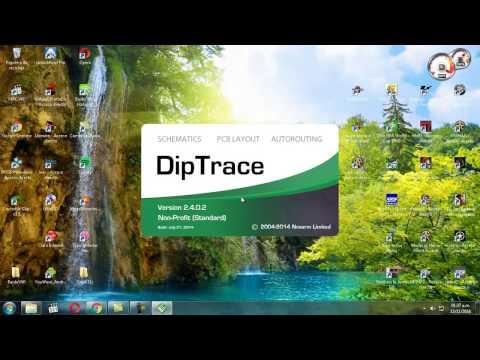 diptrace 2.3 full version crack