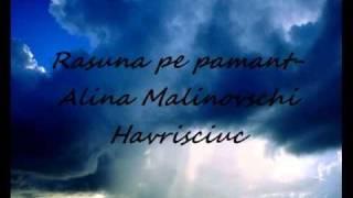 Rasuna pe pamant - Alina Malinovschi Havrisciuc