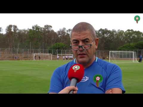 تصريح طبيب المنتخب الوطني حول الحالة الصحية للاعبين