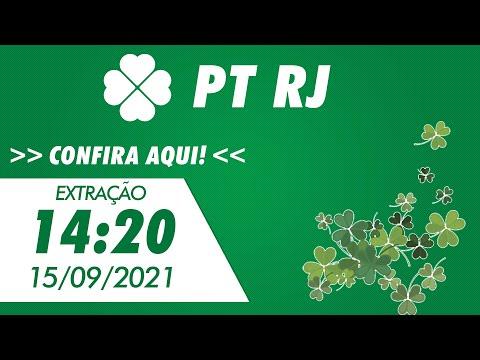 Resultado do Jogo do Bicho PT Rio 14:20 – Resultado da PT Rio 15/09/2021
