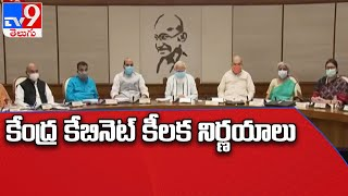 Cabinet nod to continuation of National Ayush Mission as centrally sponsored scheme - TV9 - TV9