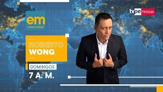 TVPerú Noticias Edición Matinal - 09/05/2021