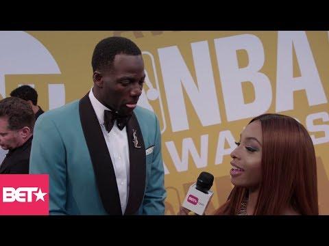 Draymond Green And John Wall Talk Style At 2017 NBA Awards
