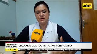 Hospitales de CDE en alerta ante coronavirus