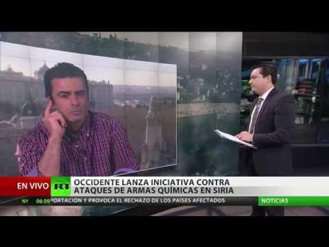 connectYoutube - Rusia cuestiona el plan occidental contra el uso de armas químicas en Siria