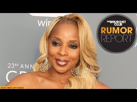 Mary J. Blige Reveals She Was Homeless In 2016