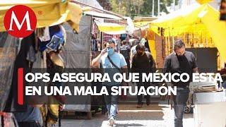 México pasa por una situación