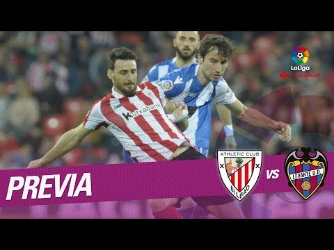 Previa Athletic Club vs Levante UD