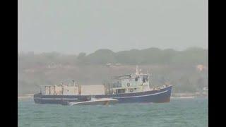 Tripulantes de El Susurro, que arribó de San Andrés, tienen prohibido pisar suelo cartagenero