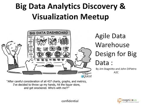 Agile Data Warehouse Design for Big Data Presentation