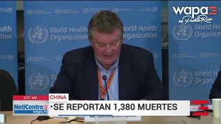 Autoridades chinas reajustan cifra de muertes y casos por coronavirus