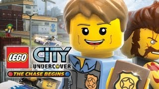 REVIEW - LEGO City Undercover: The Chase Begins