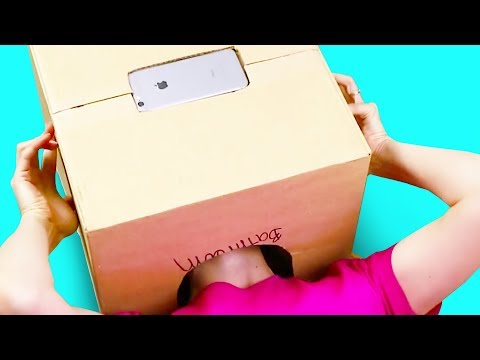 15 WEIRD BUT CRAZY USEFUL IDEAS WITH CARDBOARD BOXES