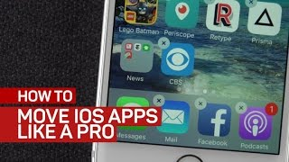 Move iOS apps like a pro