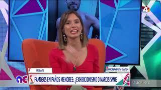 Algo Contigo - Martín Cáceres, Thalía, Giannina Silva: Las fotos hot de los famosos