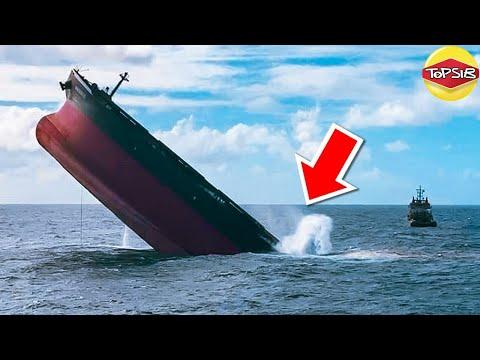 เหตุการณ์เรือล่มสุดสะพรึงที่ถู