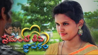 Premante Theepi Gnapakam || Latest Love Shortfilm || Telugu Shortfilm 2020 || MMS Shortfilms. - YOUTUBE