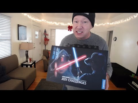 connectYoutube - Is Jedi Challenges Worth $199?