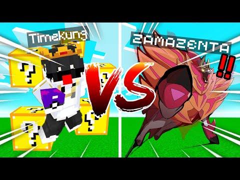 Minecraft-Luckyblock-Pokemon⚡️