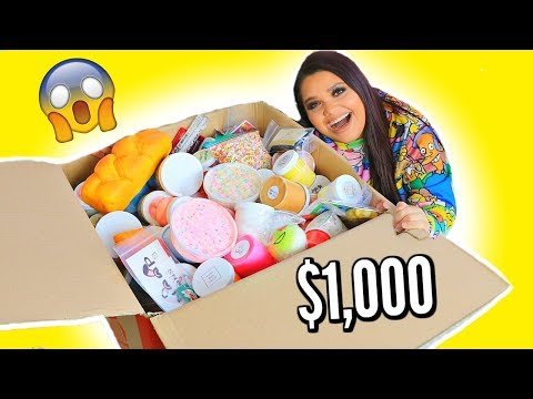 connectYoutube - $1,000 SLIME MYSTERY BOX