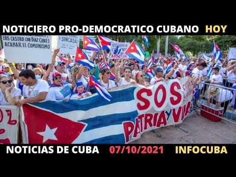 Noticias de Cuba Hoy *** #HuelgaNacional y #20NCuba En Respuesta a la #Represion