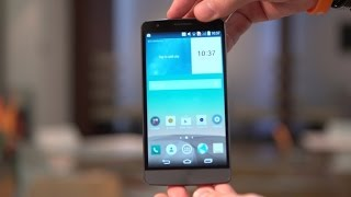 The LG G3 S is a low-end phone with flagship stylings