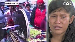 """Hermana de víctima de la Masacre de Sacaba """"No voy a dejar que la muerte de mi hermano quede impune"""""""