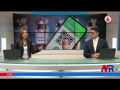 Noticias Repretel mediodía: Programa completo del 14 de Octubre del 2021