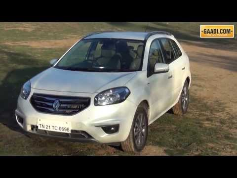 Renault Koleos Review India