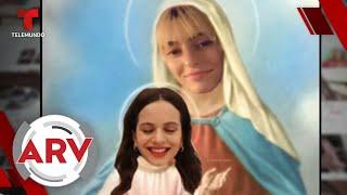 Rosalía se compara con la Virgen María y recibe una lluvia de críticas   Al Rojo Vivo   Telemundo