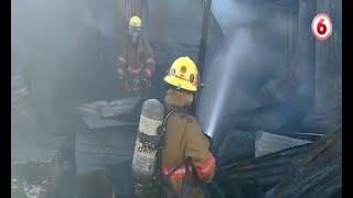Cada 8 horas se atiende una emergencia por incendio