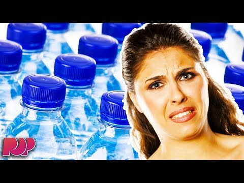 connectYoutube - Researchers Are Finding Plastic Particles In Water Bottles