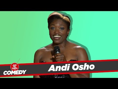 Andi Osho Explores Online Dating