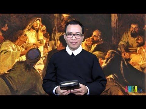 LỜI HẰNG SỐNG Thứ Năm 23.05.2019: NIỀM VUI TRỌN VẸN - Lm. Giuse Nguyễn Văn Toản, DCCT