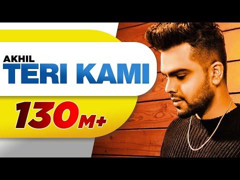TERI KAMI LYRICS - AKHIL | Punjabi Song | Happy Raikoti