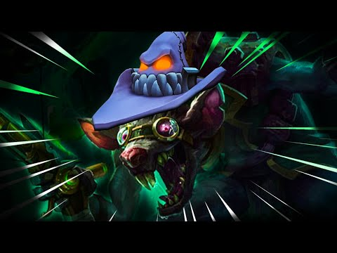 RATINHO MAGO É O META! (TWITCH FULL AP JUNGLE)