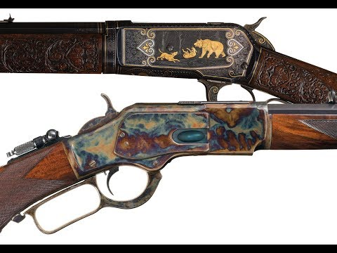 Benchmarks in Condition: Winchester Model 1886 & 1873