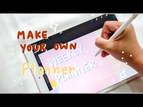 Make-your-own-planner-|-มาทำแพ