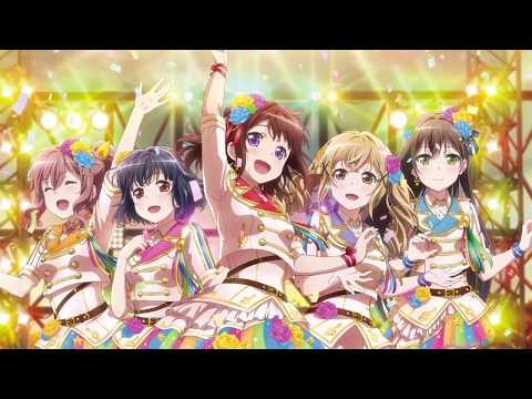 connectYoutube - Poppin'Party 9th Single「CiRCLING」CM