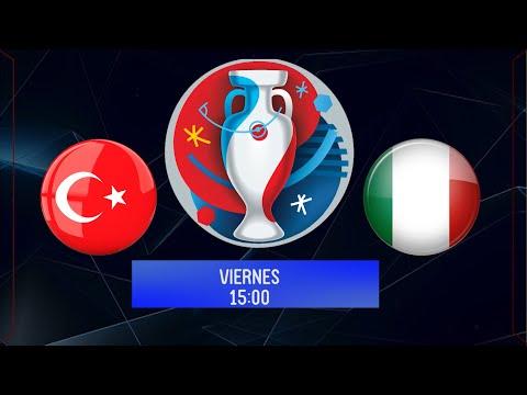 Todo listo para la Eurocopa por Bolivisión