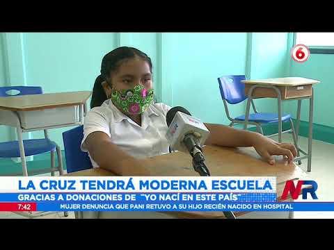 Comunidad fronteriza en La Cruz de Guanacaste estrenará una moderna escuela