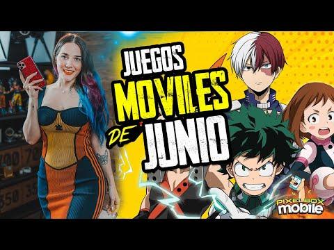 5 JUEGOS MÓVILES RECOMENDADOS DE JUNIO - PIXELBOX