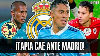 ¡RENATO TAPIA CAE vs REAL MADRID por LA LIGA! | PEDRO AQUINO JUGARÁ en AMÉRICA | CRISTIAN BENAVENTE