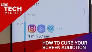 How to curb your screen addiction