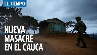 Confirman masacre de seis jo?venes en Buenos Aires, Cauca