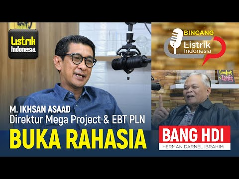 Photo of Direktur Mega Project & EBT PLN Buka Rahasia