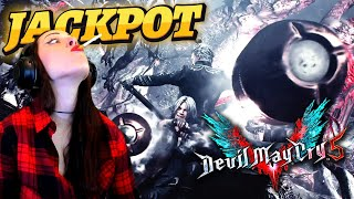 DEVIL MAY CRY 5 Ending - JACKPOT