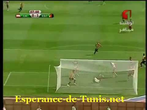 Video: Watch Harrison Afful's goal for Esperance in the derby win over Club Africain